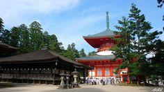 Kongobuji Temple  http://eng.shukubo.net/