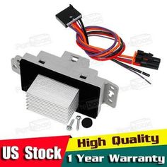 cool 89018778 Heater Blower Control Module w Wire Harness For Chevy Pickup Truck - For Sale View more at http://shipperscentral.com/wp/product/89018778-heater-blower-control-module-w-wire-harness-for-chevy-pickup-truck-for-sale/