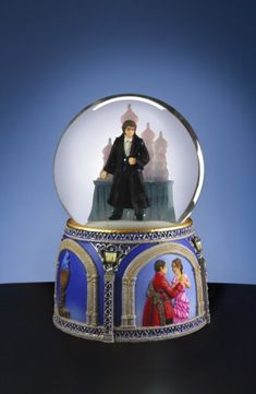 Amazon.com: Harry Potter At the Yule Ball San Francisco Musical Waterglobe: Home & Kitchen