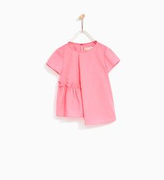 Discover the new ZARA collection online. Girls Fall Outfits, Cute Girl Outfits, Little Girl Dresses, Girls Dresses, Fashion Kids, Baby Girl Fashion, Fashion Outfits, Fancy Kurti, Girl Dress Patterns