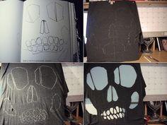 diy #diy #skull