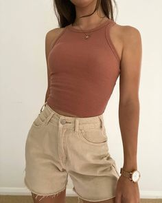 Cute Comfy Outfits, Pretty Outfits, Cool Outfits, Summer Outfits, Fashion Outfits, Women's Fashion, Aesthetic Fashion, Aesthetic Clothes, Timeless Fashion