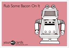 Rub Some Bacon On It. Rhett & Link