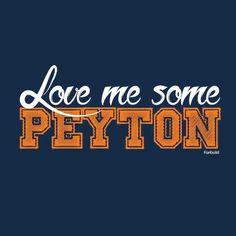 I have faith in my Broncos and in Peyton Manning! Broncos Fan For Life! Never turning my back on my Broncos!