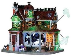 New Collection 2017! Abandoned Fountain 475 Spooky-Town 64050 Lemax