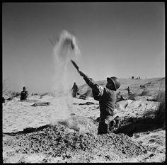 Spiaggia di Licata 1943