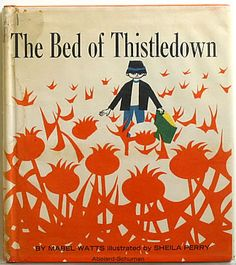 """""""the bed of thistledown"""" sheila perry 1962"""