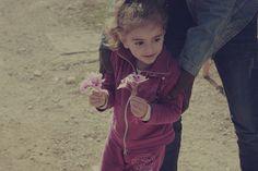 a flower of peace by Rossella Sferlazzo, via Flickr