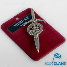 Murray Clan Crest Ki