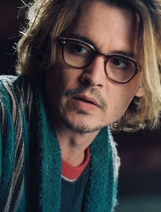 And since I'm dreaming...Johnny Depp as Annie's husband Mike.