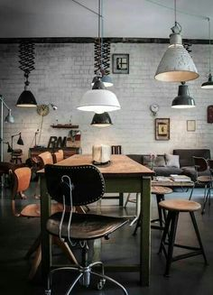 Lamps office