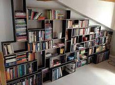 Αποτέλεσμα εικόνας για diy bookshelves