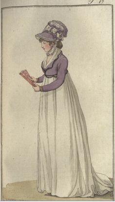 June 1799, Journal des Luxus und der Moden Charlotte should own this ensemble. or me