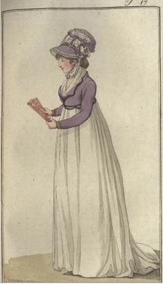 June 1799, Journal des Luxus und der Moden