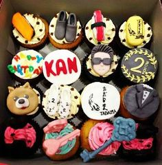 Lol cupcake