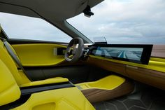 Citroen has revealed a new large saloon concept called CXperience ahead of its official debut at the upcoming Paris Motor Show Car Interior Upholstery, Automobile, Car Interior Design, Car Magazine, Cool Tech, Paris, Car Detailing, Sport Cars, Luxury Cars