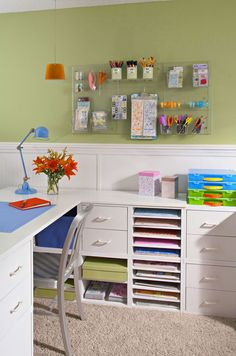 Great use of craft space!