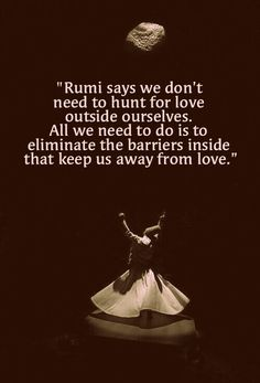 The forty rules of love #BookQuotes #Rumi