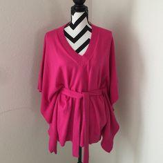 Michael Kors kimono Kimono sweater , super soft and light beautiful new without tags S/M Michael Kors Sweaters