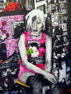 zak smith art | Artist Spotlight - Zak Smith