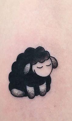 Black Sheep Sheep Tattoo Black Sheep Tattoo Small Black Tattoos