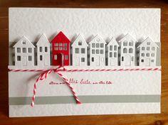 winter landscape card by irena kowalczyk rudlis winter wonderland pinterest winter house. Black Bedroom Furniture Sets. Home Design Ideas
