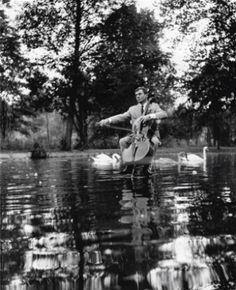 Maurice Baquet  Robert Doisneau - 1957
