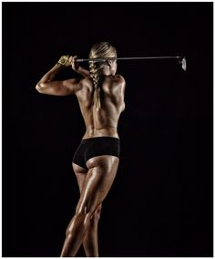 Fallen in Love with so many beautiful Golfers because they are smart, they are patient and they are super sexy!
