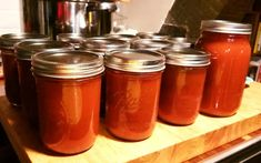 Campbell's Tomato Soup Recipes, Canning Tomato Soup, Fresh Tomato Soup, Tomato Basil Soup, Canning Tomatoes, Tomato Tomato, Tomato Sauce, Best Canned Tomato Soup, Canning Recipes
