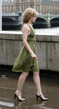 Emma Watson at 'Harry Potter and the Order of the Phoenix' London Photocall, 2007.