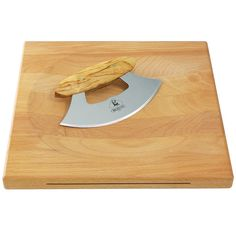 rocking knife and cutting boards | brusletto snijbord - Qvist Outdoor Cooking
