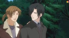 Just saying this would be one of the hottest yaoi couples ever...