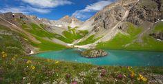 CO lakes