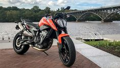 The most exciting and much awaited motorcycle KTM Duke 790 is about to be launched in India. It will be the most powerful KTM bike upon launch and will rival with middleweight bikes.