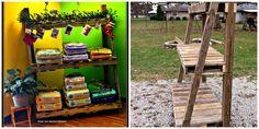 #Rustic Shelves custom built for Pet Store display