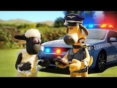 PLOT : Shaun, an unusually bright and clever sheep, lives with his flock at Mossy Bottom F. Funny Cartoons For Kids, Adult Cartoons, Cartoon Kids, Stop Motion Movies, Sheep Cartoon, Running Jokes, Shaun The Sheep, Best Friendship, Gentle Giant