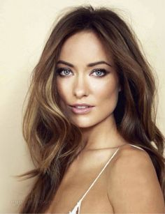 A nice brown, might do in Fall when I have the money to get my hair professionally done.  Olivia Wilde