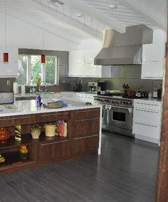 Artesia Kitchen & Bath do another beautiful kitchen using Wolf