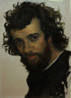 Cesar Santos - Self Portrait