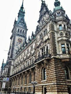 Rathaus, Jungfernstieg
