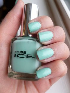 Pure Ice Can\'t Stop | Nail Polish Stash | Pinterest | Ice and Cas