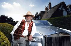 Felix Dennis went from being a pauper – a hippie dropout on welfare   living in a crummy room  without the proverbial pot to piss in, without even the money to pay the rent, without a clue as to what to do next – to being rich.