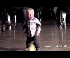 Jive At The Ripe Old Age Of Two!  THIS is absolutely hysterical ! what a cute performer!!!!!!!!