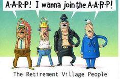 Retirement Village People!