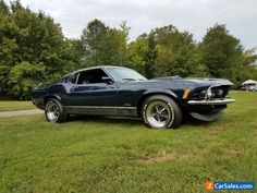 1970 Ford Mustang MACH 1 #ford #mustang #forsale #unitedstates