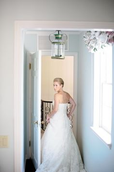 Although many of their wedding details skewed tropical for Wedding dresses palm beach