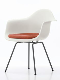 Vitra Eames DAR Chair with cushion