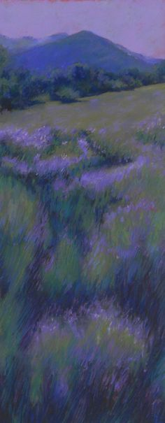 Mountain Lavender | The Mirror Obscura--a poem