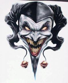 Joker villain from Batman