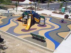 Park Landscape, Urban Landscape, Landscape Design, Playground Games, Playground Design, Children Playground, Kindergarten Design, Public Space Design, Outdoor Play Areas